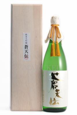 爽やかで澄んだ香りと味わい「蒼天伝 純米大吟醸」